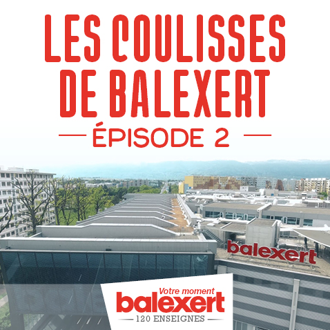 Les Coulisses de Balexert - Episode 2