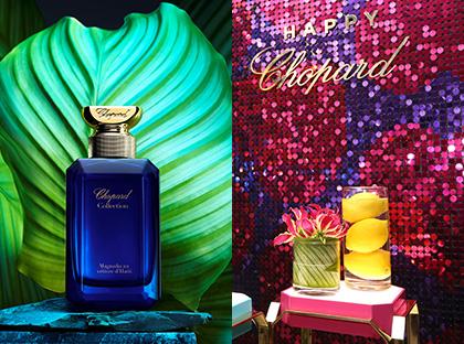 Lancement de la Maison de Parfums Chopard
