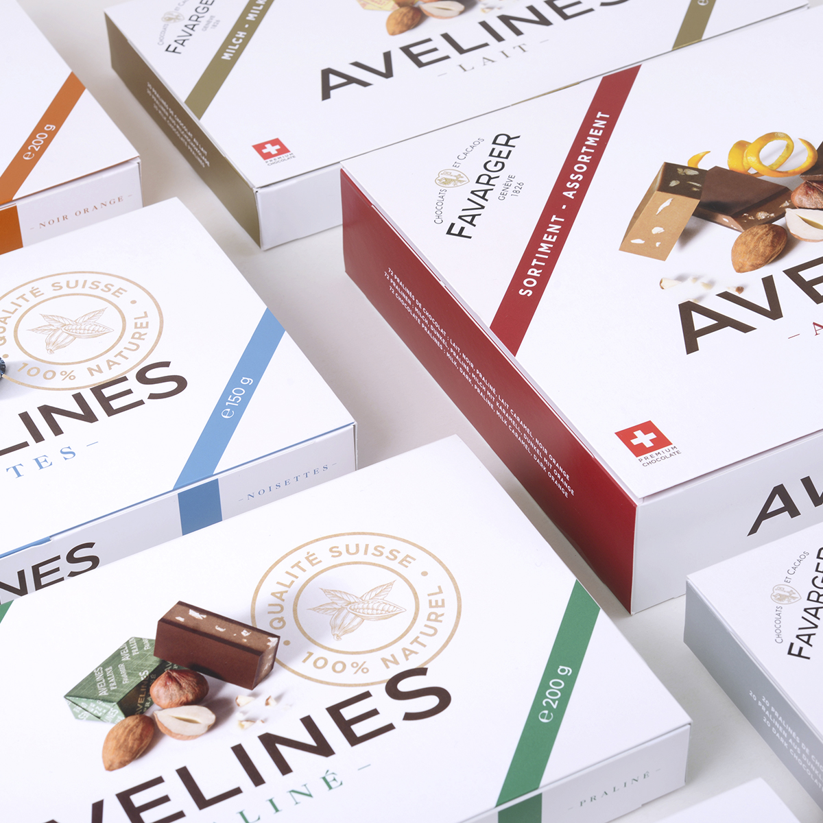 FAVARGER  |  Refonte Gamme Avelines