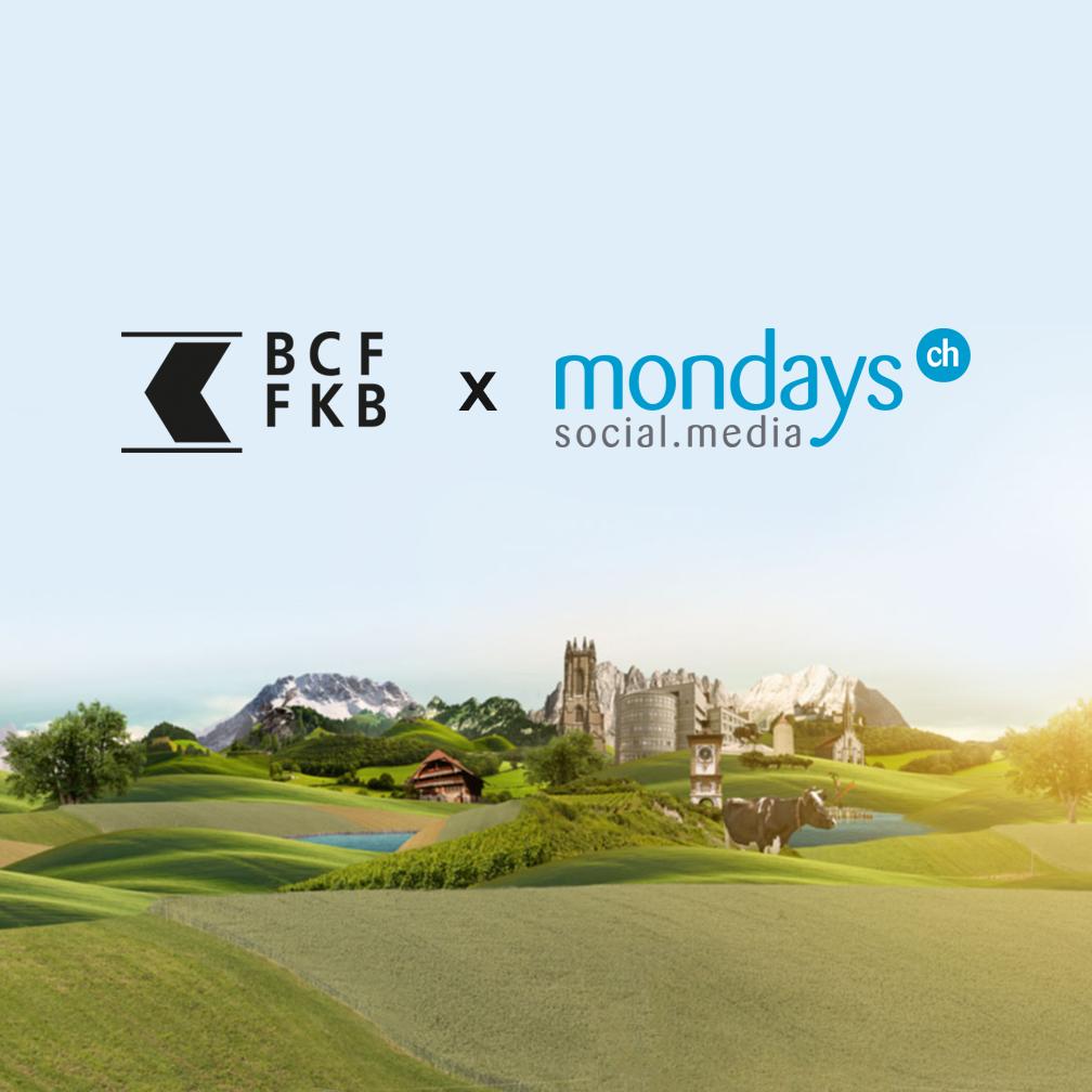 La Banque Cantonale de Fribourg se lance sur Facebook avec Mondays