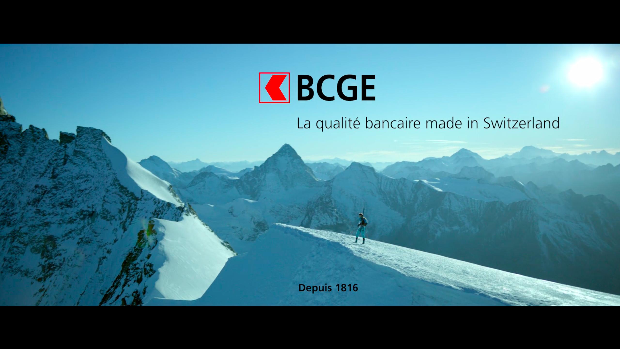 Film institutionnel de la Banque Cantonale de Genève