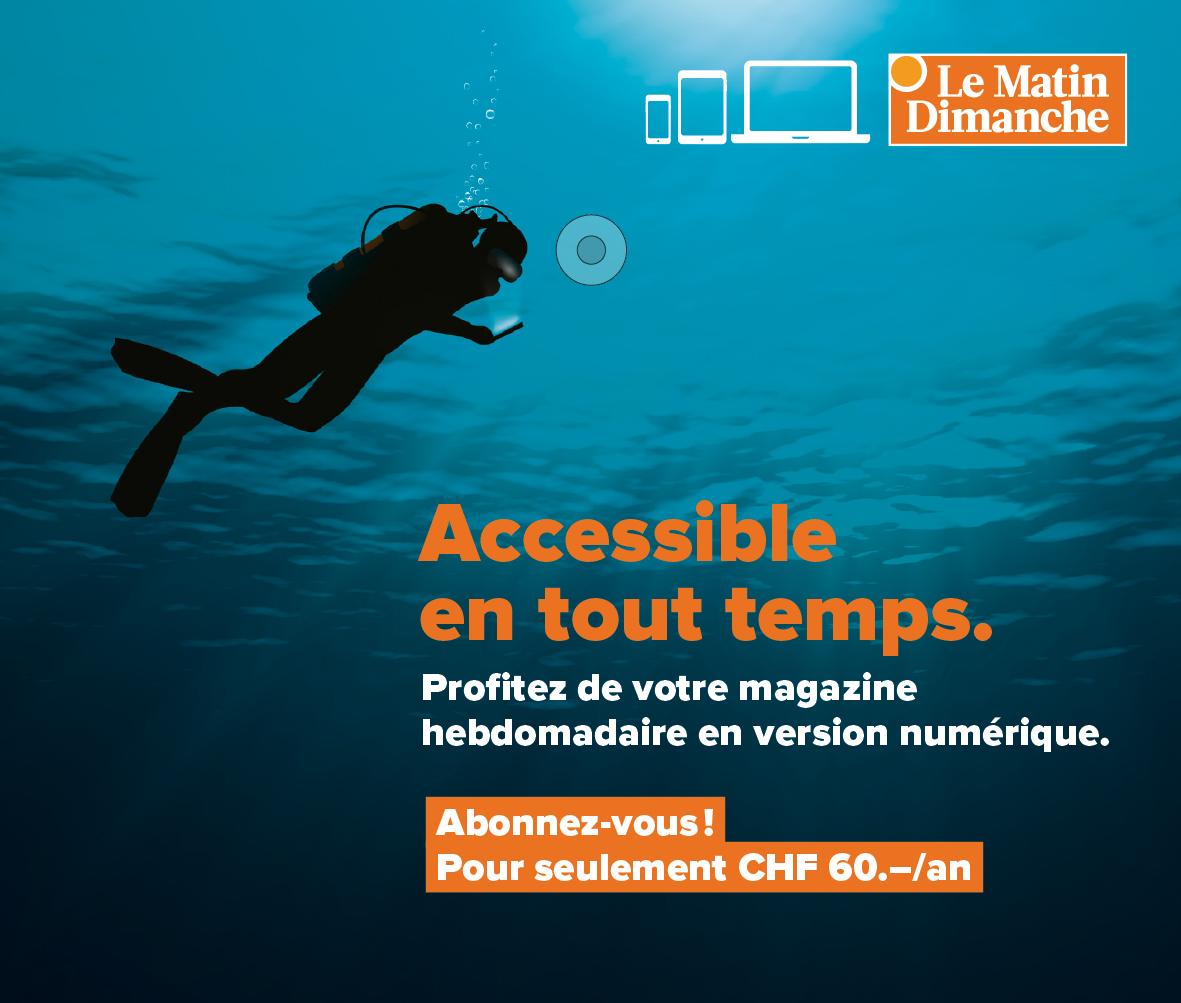 Accessible en tout temps!