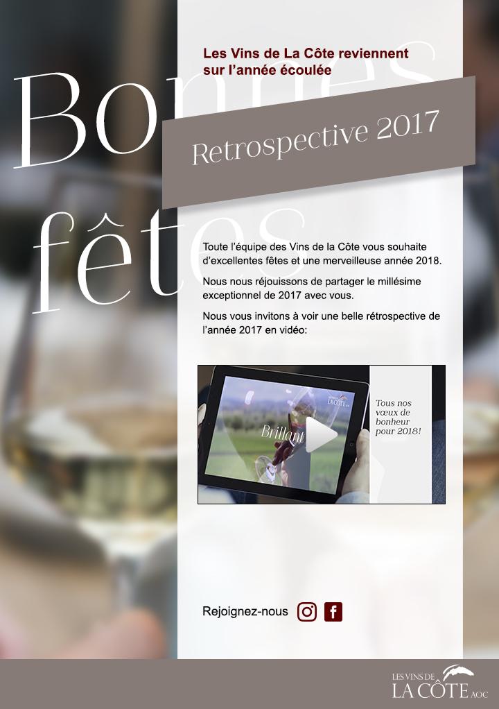 Vins de la Côte – retrospective 2017