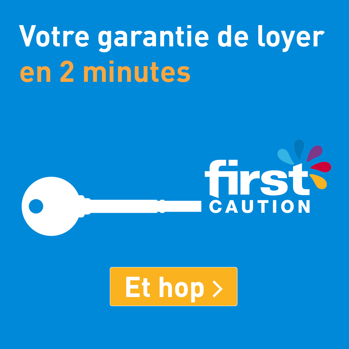 EtienneEtienne signe la nouvelle campagne digitale nationale de First caution