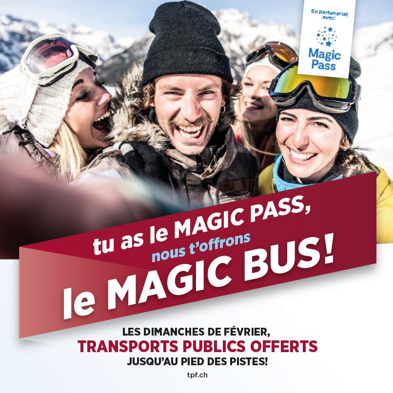 Magic Pass – Magic Bus!