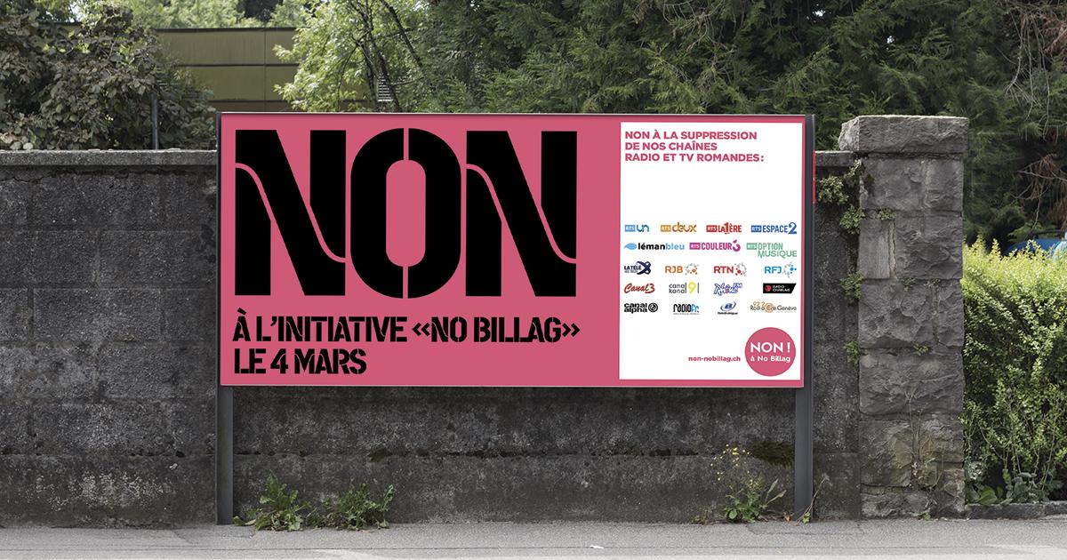 NON à No Billag