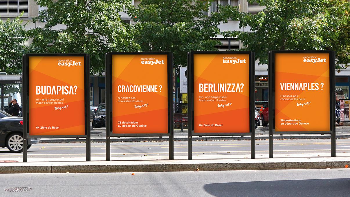 Nouvelles destinations: Barcelondres, Cracovienne, et Budasplit!