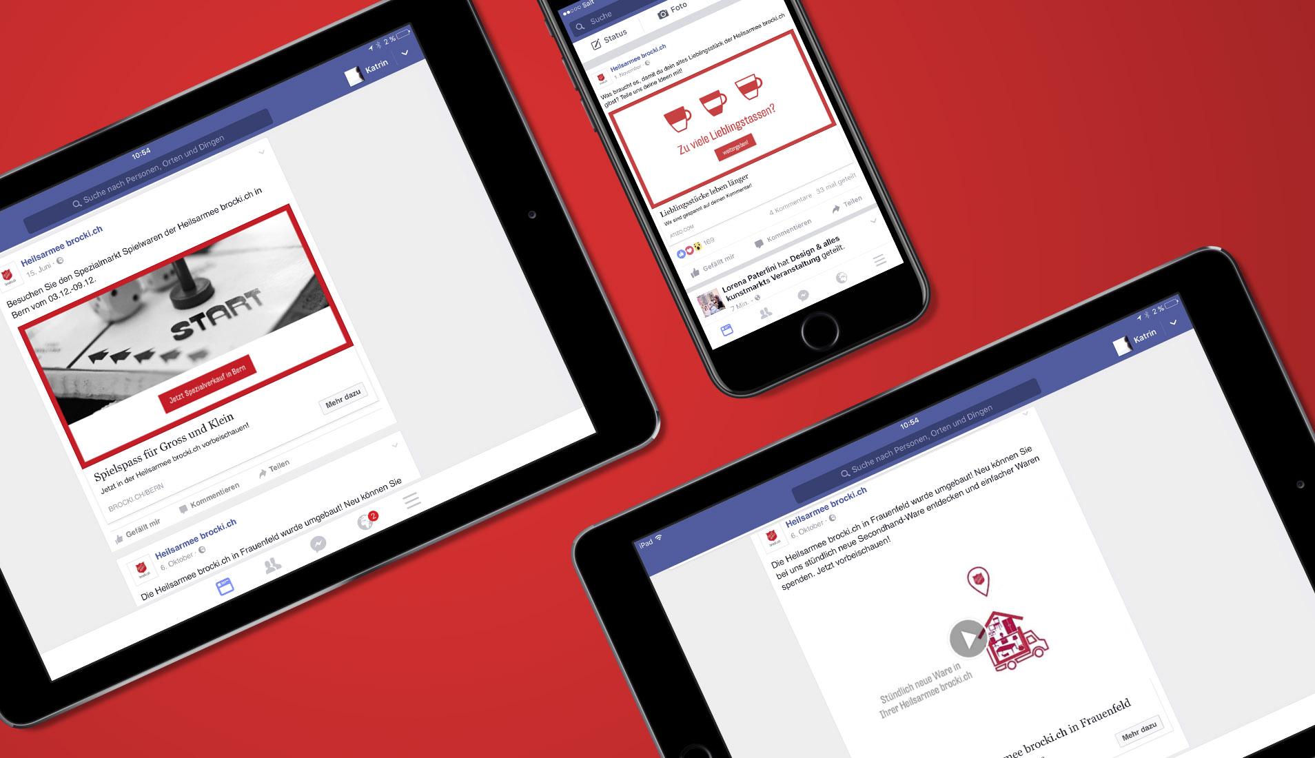 Enigma - Online marketing pour une chaîne de produits d'occasion