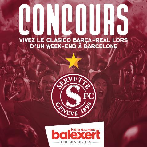 Concours Servette FC