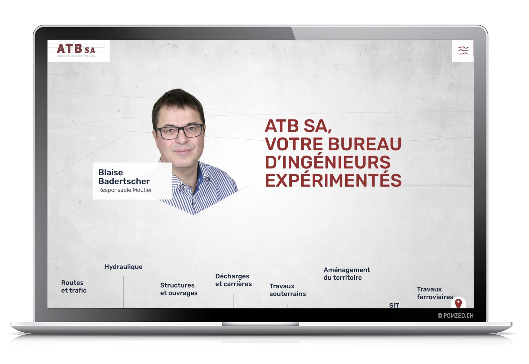 ATB Siteweb