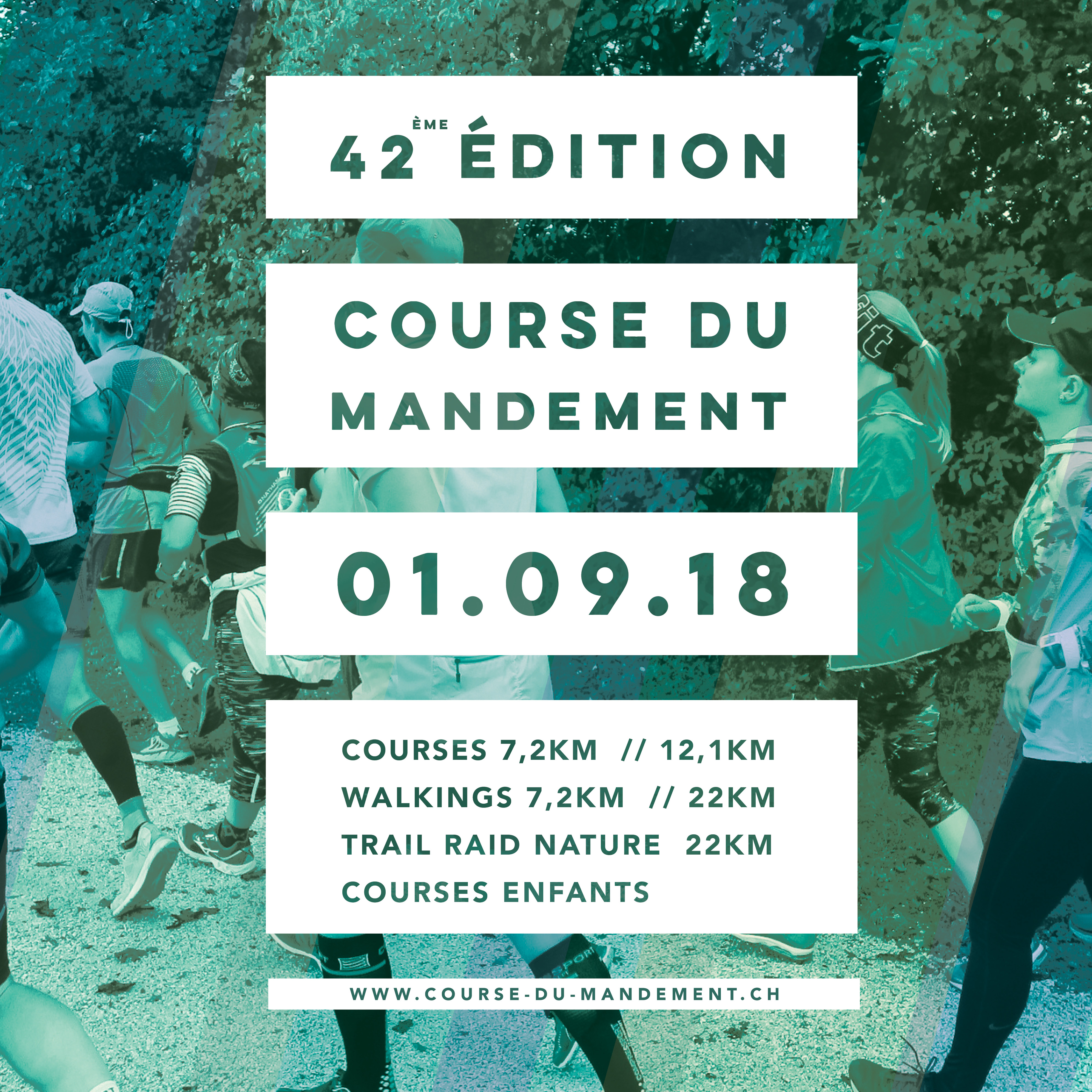 Course du Mandement 2018