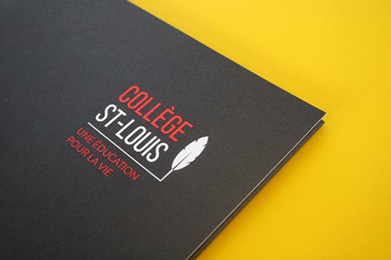 COLLEGE ST-LOUIS IDENTITE