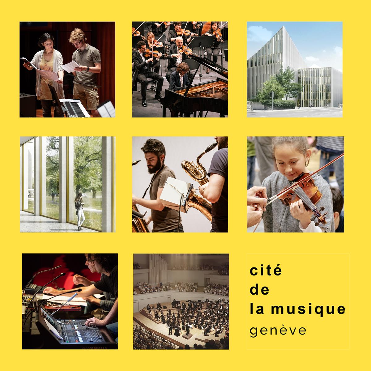 Cité de la musique Genève