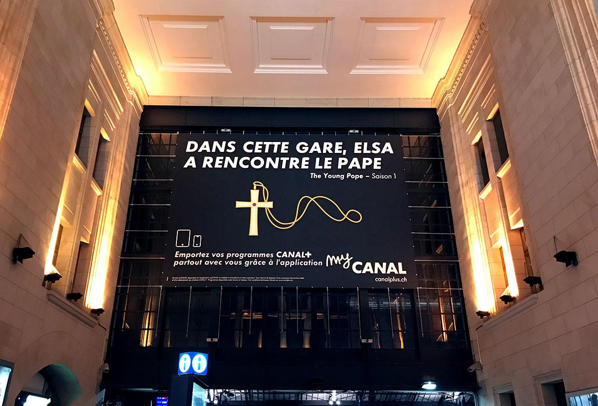 Des rencontres inattendues avec CANAL+