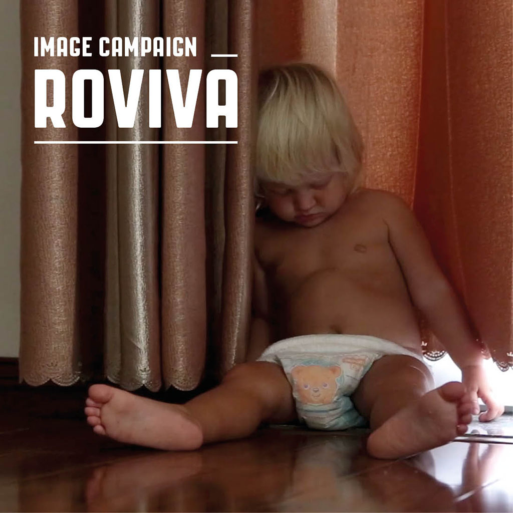 Campagne d'image pour roviva