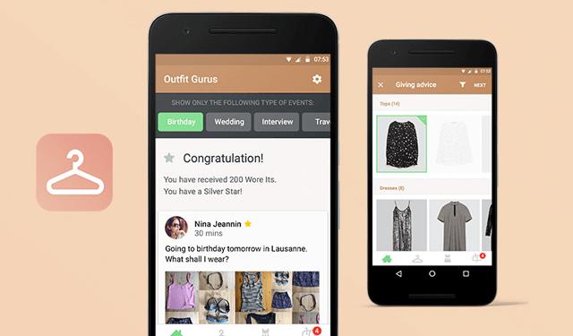 """L'application """"Outfit Gurus"""": trouver le look parfait pour n'importe quelle occasion"""