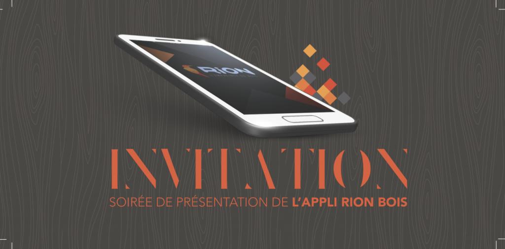 Soirée présentation application mobile