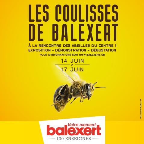 Les Coulisses de Balexert – Episode 1