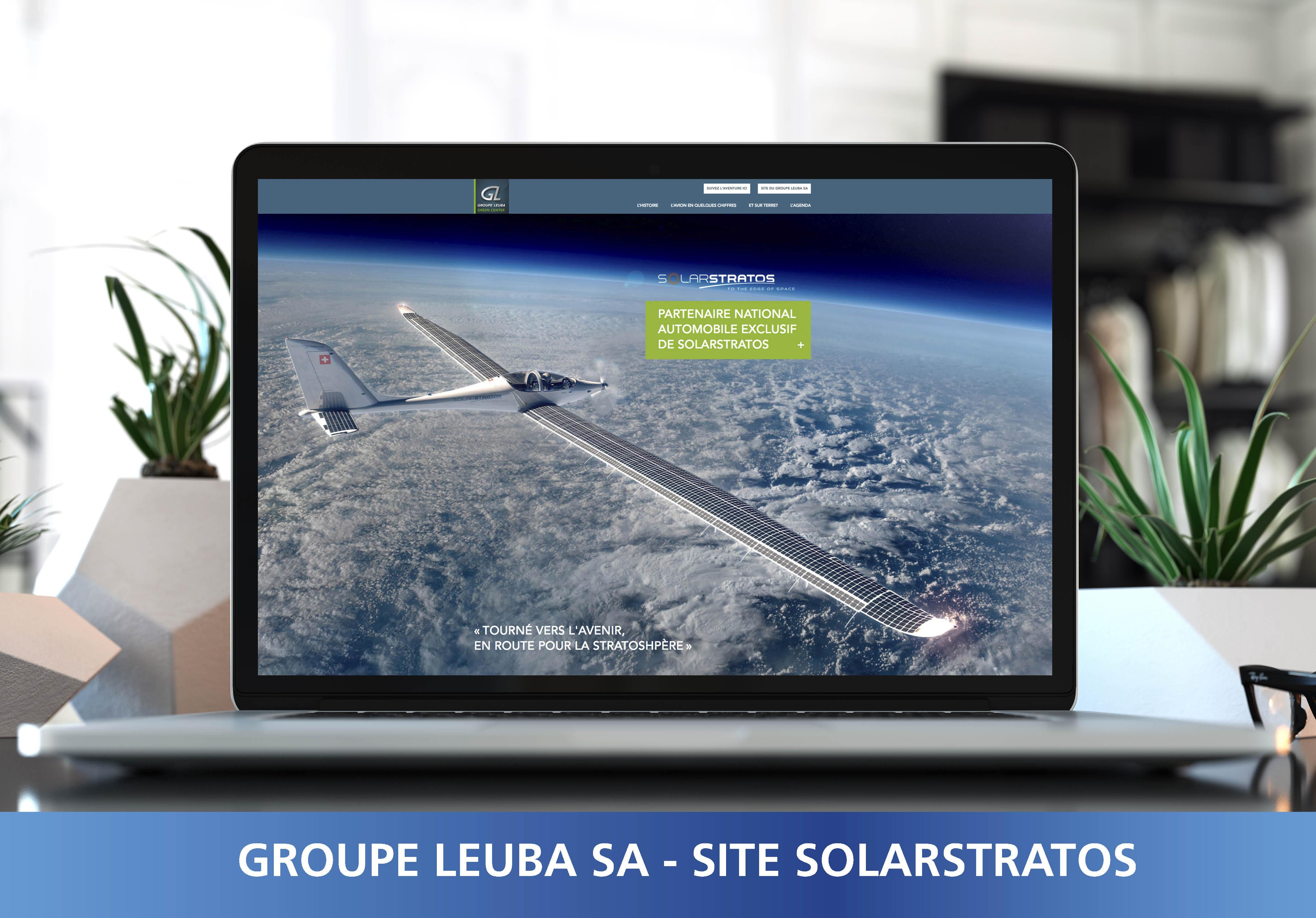 Partenariat SolarStratos