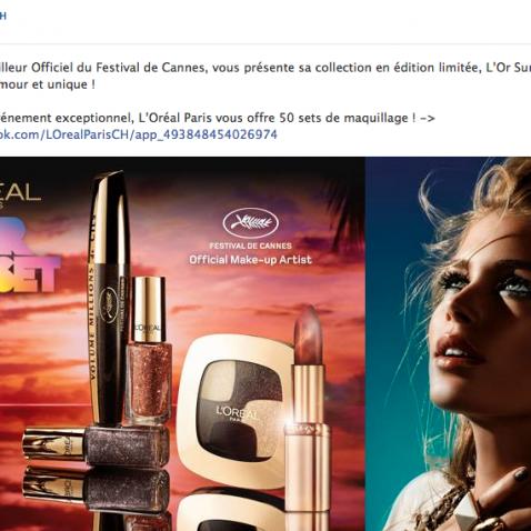 L'Oréal Paris Suisse