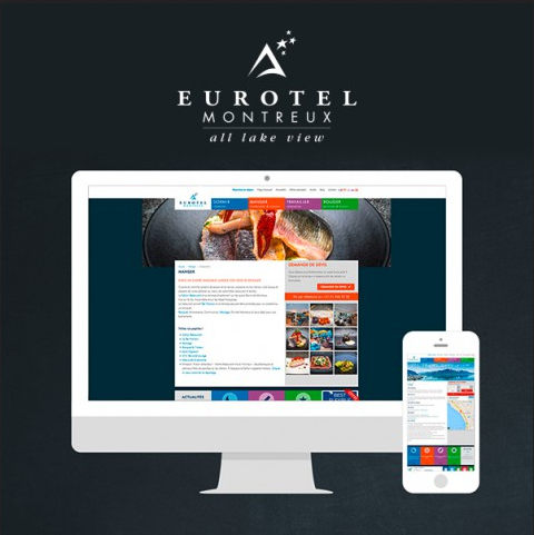 Site Internet – Eurotel
