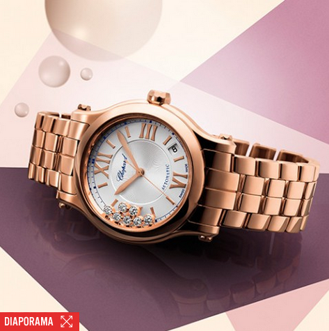 Chopard touchpoint perfection with Salesforce