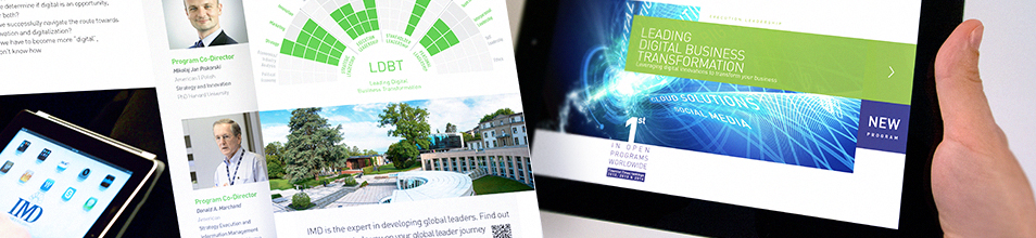 Brochure – Leading Digital Business Transformation