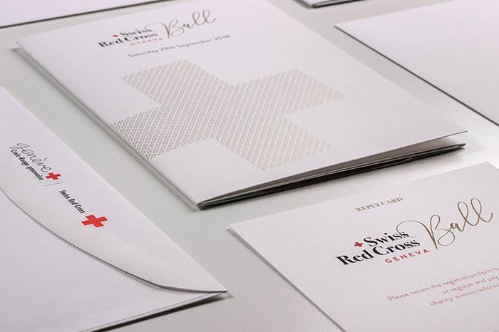 Bal de la Croix-Rouge suisse 2018 - Branding