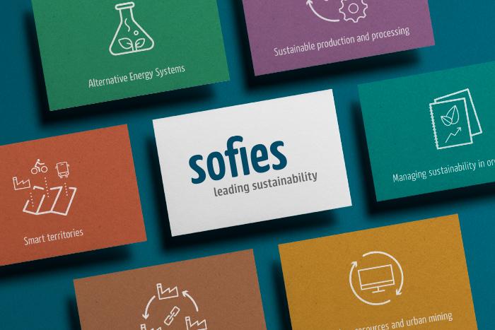 Sofies - Clarifier l'offre et renforcer l'identité visuelle