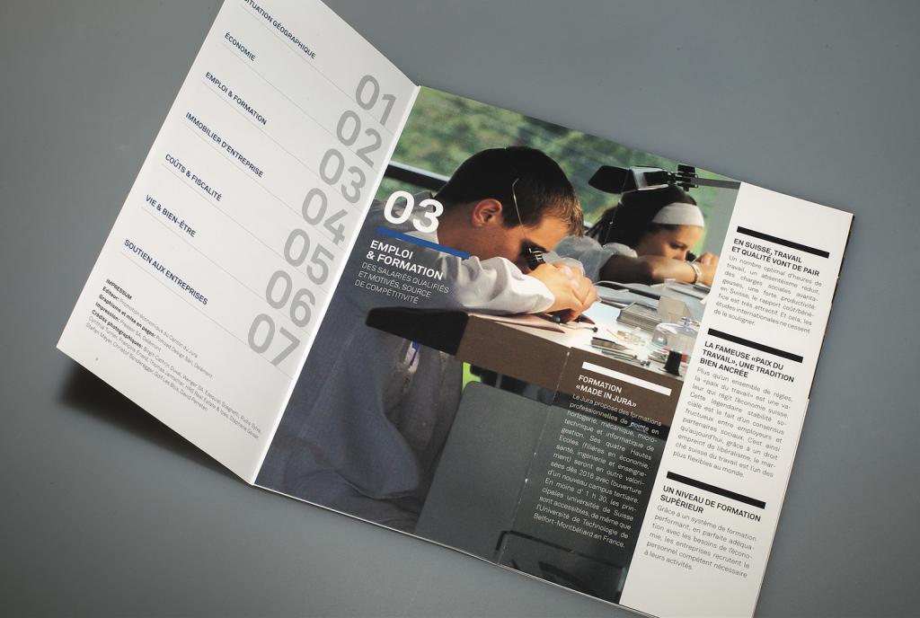 Pomzed Design - Promotion économique du Canton du Jura