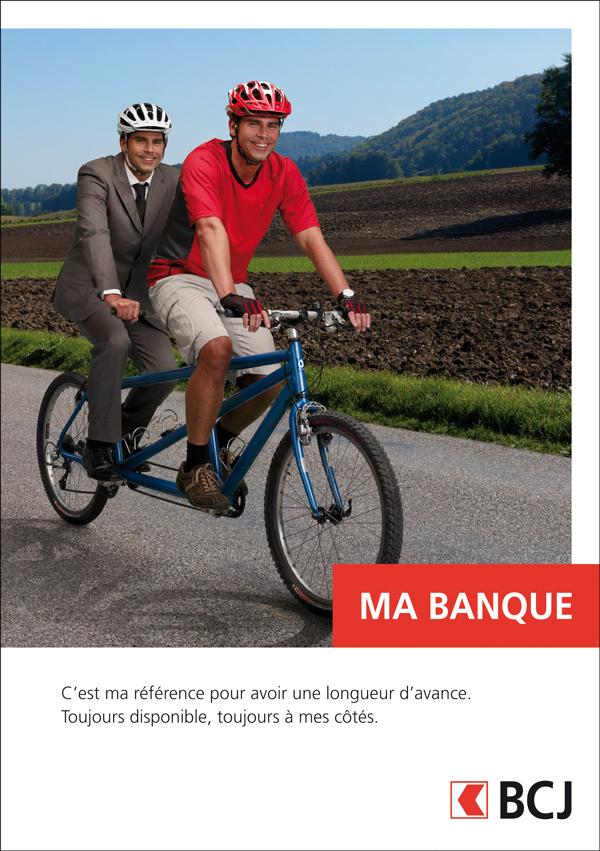 Pomzed Design – Banque Cantonale du Jura