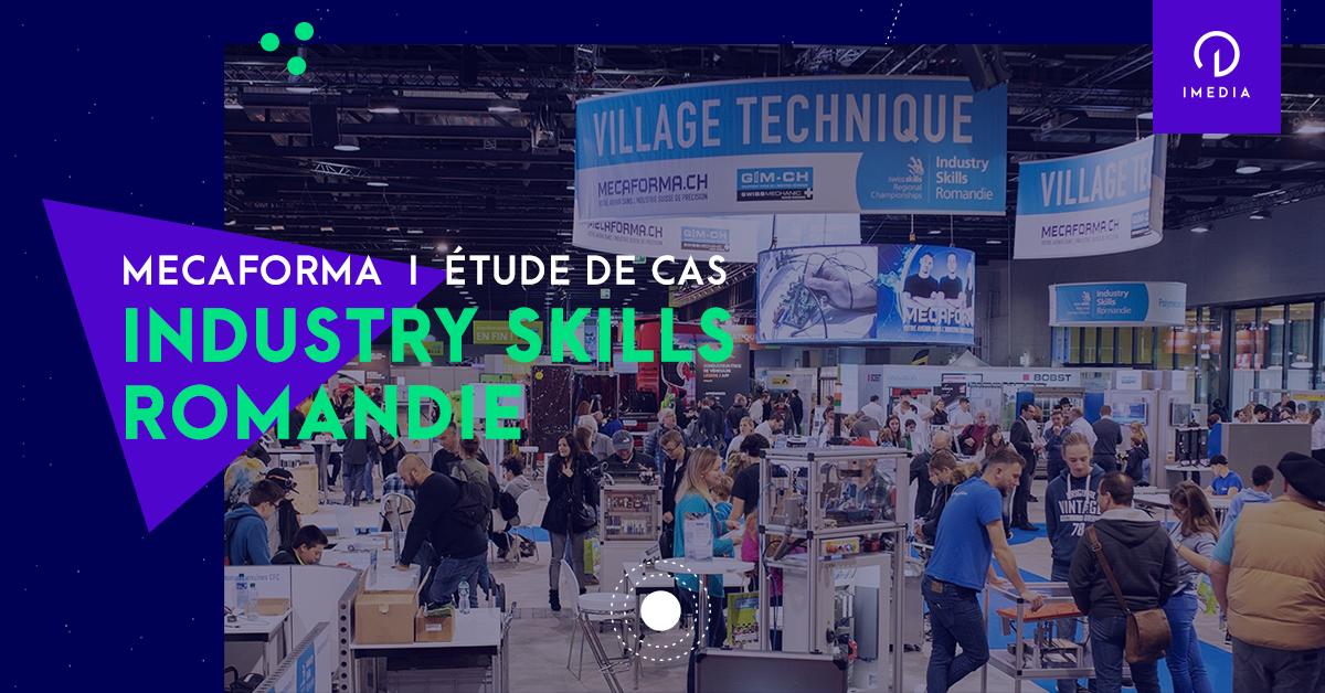 Stratégie de communication pour les Industry Skills Romandie