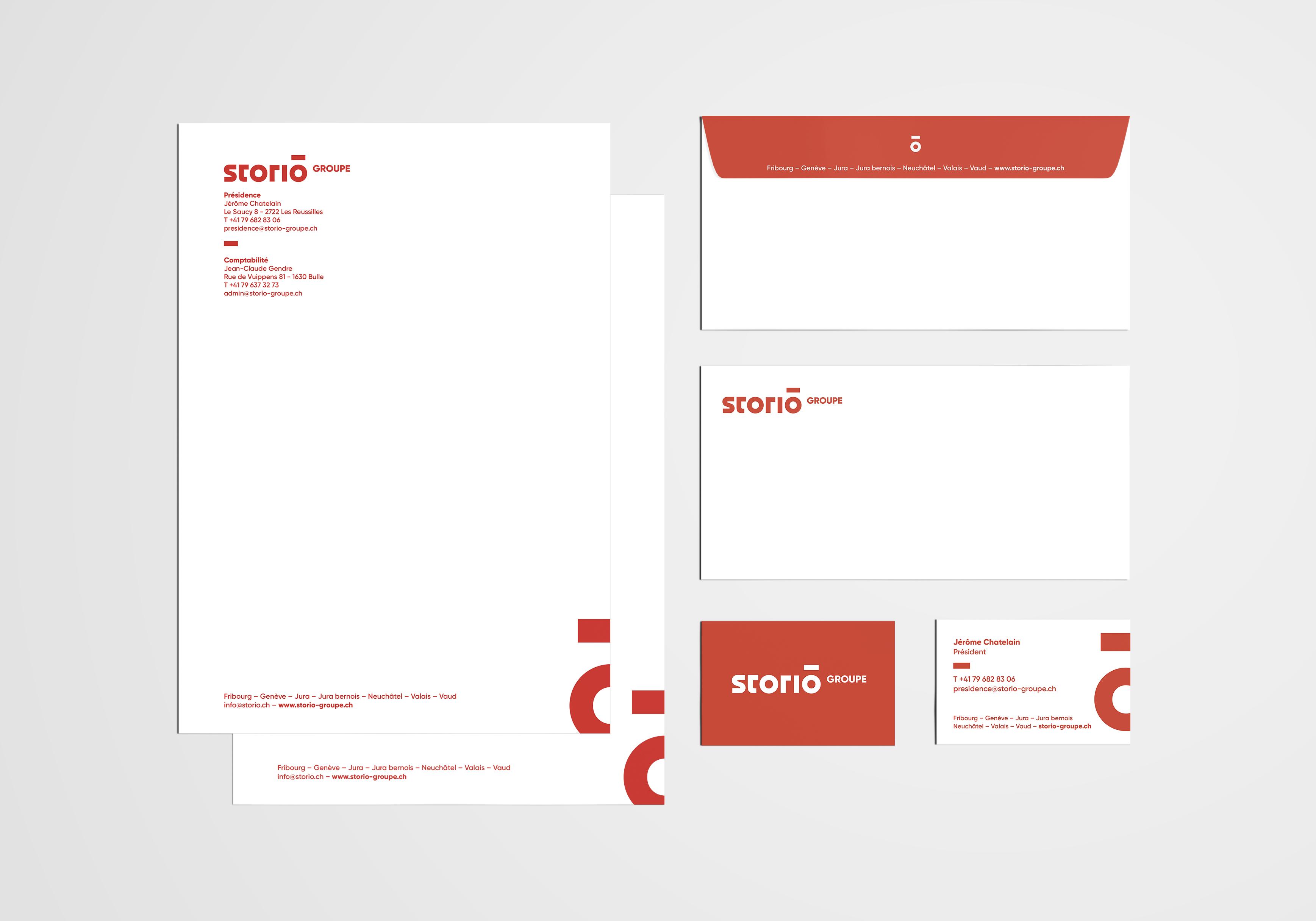 Storio Groupe