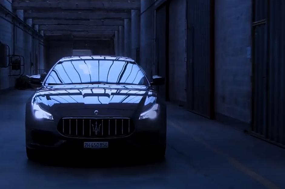 Maserati - Emancipated