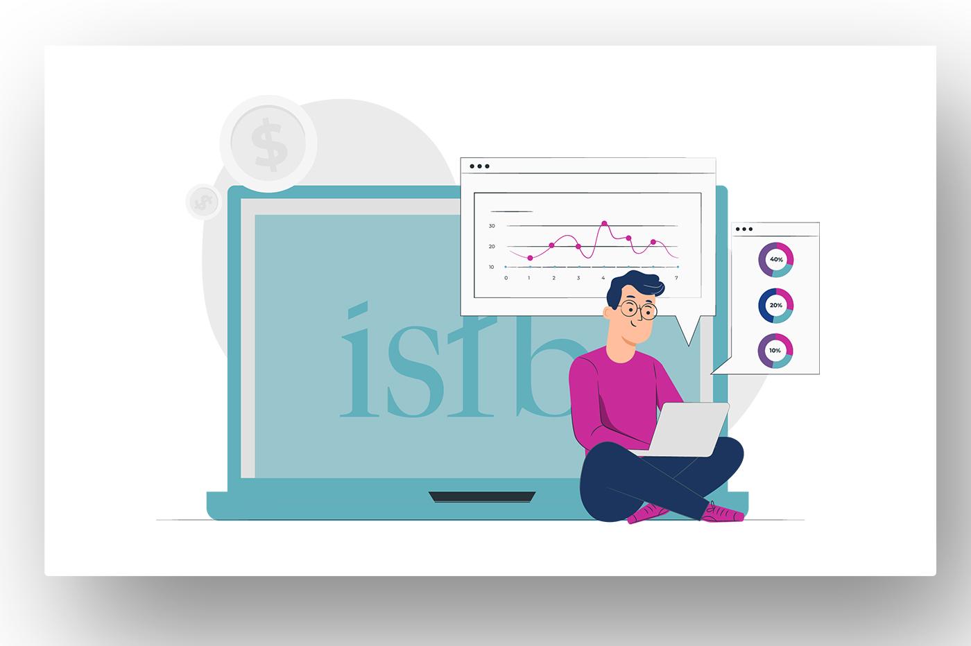 Positionnement, identité visuelle et site internet de l'ISFB