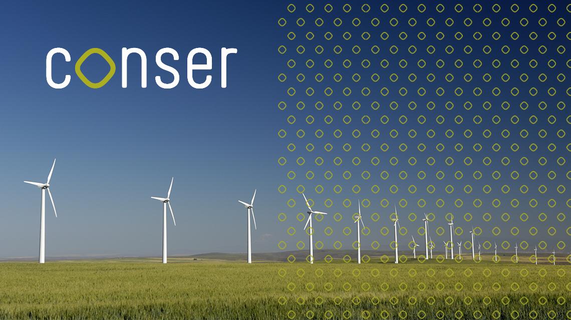blossom développe un univers de marque durable pour Conser